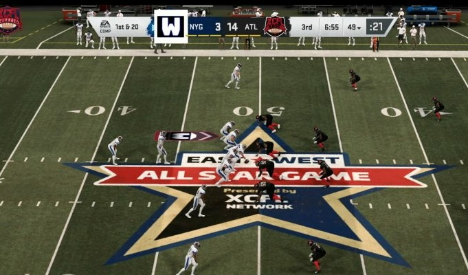 Really Cool Stuff from XCFL Madden 21, XCFL