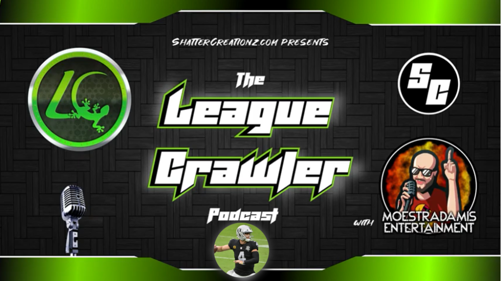 The League Crawler Podcast E7 Feat MaddenzPlayerz podcast, Madden 21