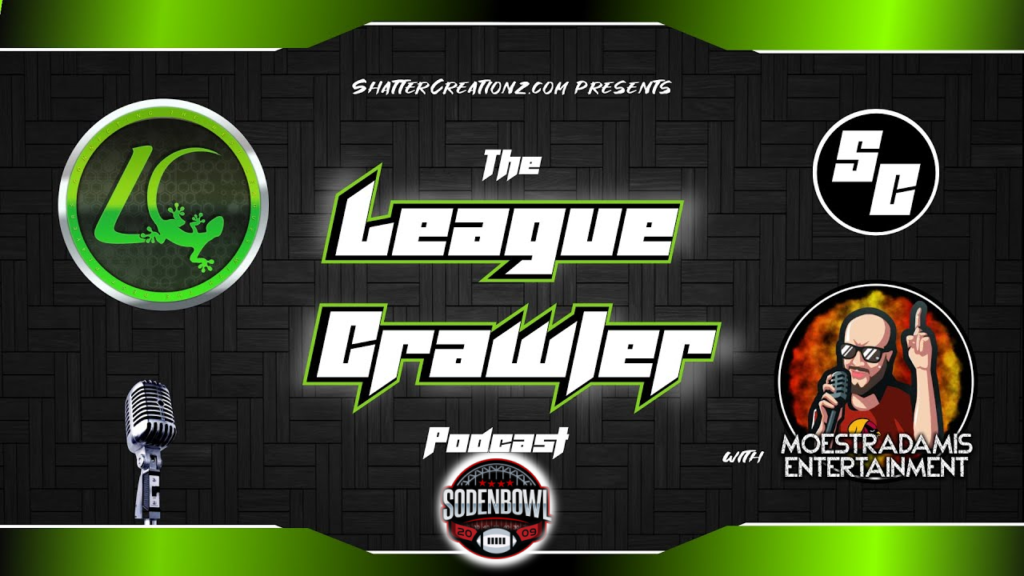 Soden Bowl is Crushing It - League Crawler Podcast E13 Madden