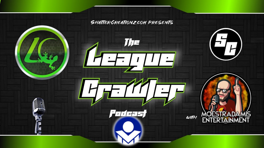 Who is 40Lohh? Find Out on E15 of the League Crawler Podcast! Madden 21