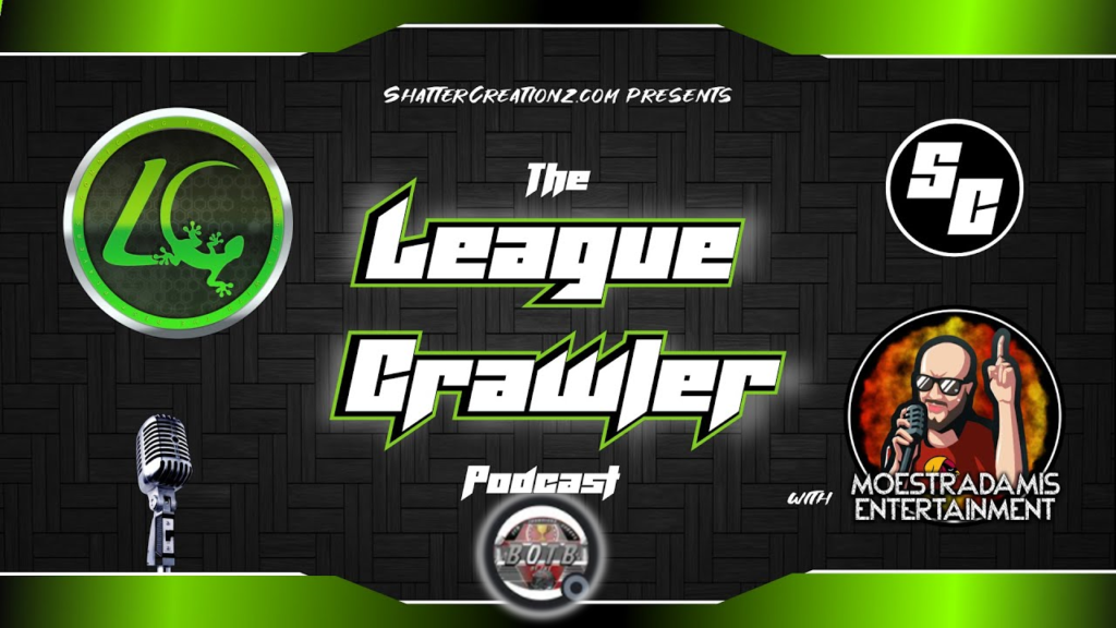 Best of the Best?! You Decide! E17 of the League Crawler Podcast Madden