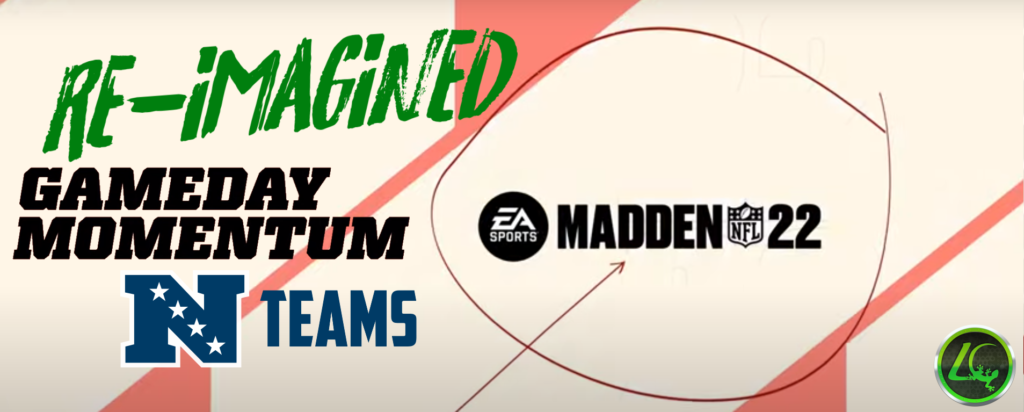 Madden 22 - NFC Home Field Advantage Re-Imagined Madden 22, CFM, Features, Franchise, Home Field Advantage